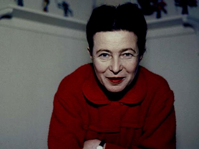 Marja Vuijsje over Simone de Beauvoir voor Filosofie Magazine