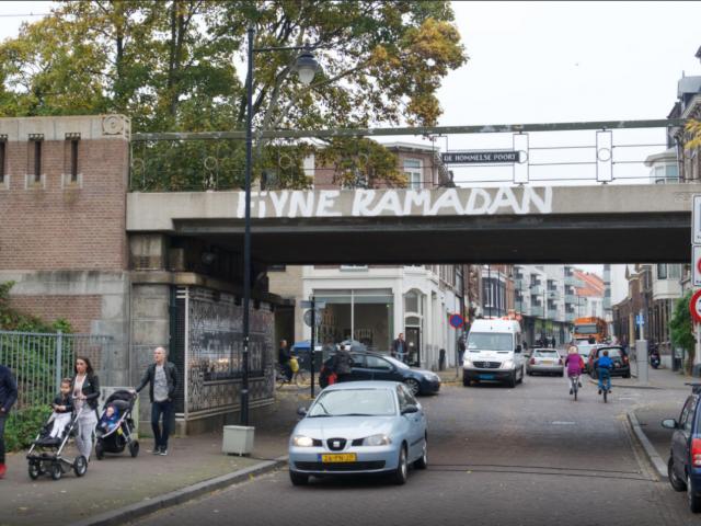 Column de Ramadan-vandaal voor indebuurt.nl